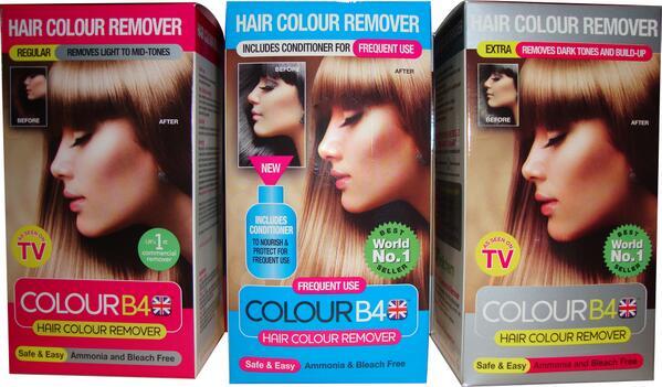 colour b4 existe en trois formats - Color Out Avant Apres