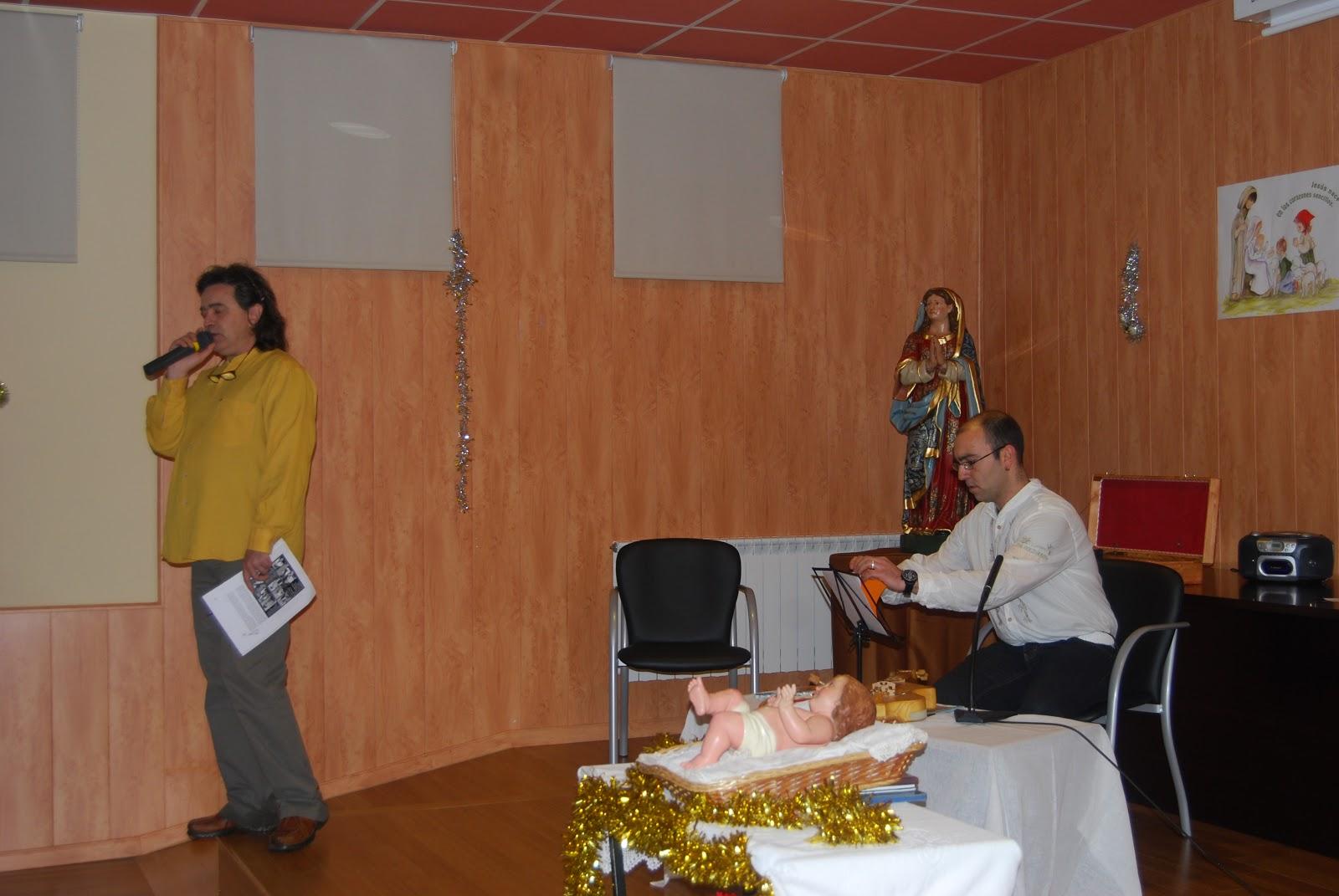 Equipos de Nuestra Señora de León: diciembre 2012