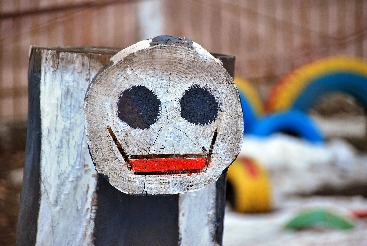 Ужас в детском саду