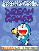 doraemon a dream games