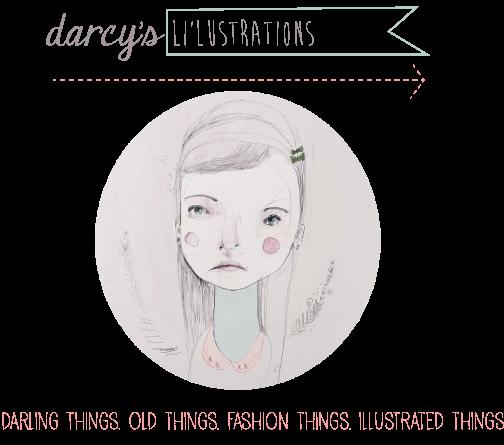 darcy's li'lustrations