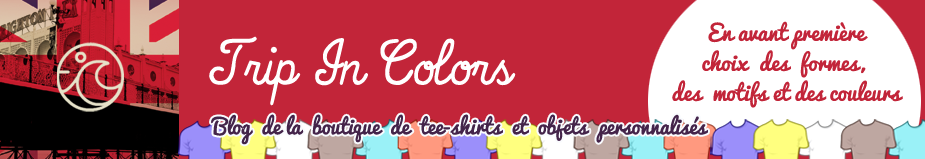 Trip In Colors Tee-shirts et objets personnalisés
