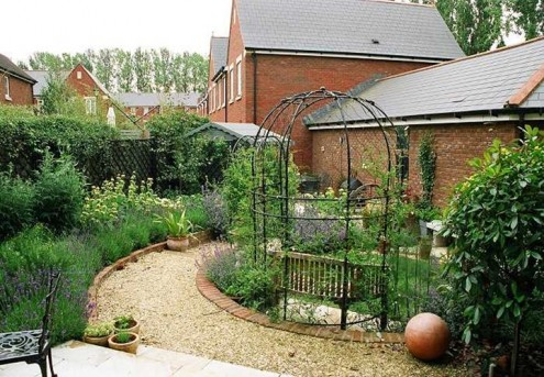 Small Garden Design Luxury