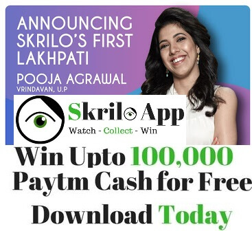 Win Upto 1 Lakh Free. Download Today