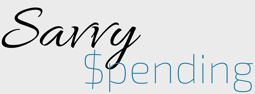 Savvy Spending