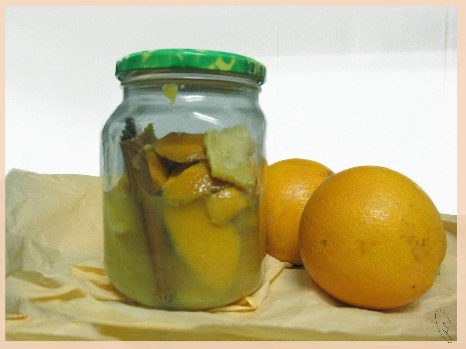 Cuidando cuerpo mente y alma ambientador casero de canela - Ambientador casero limon ...