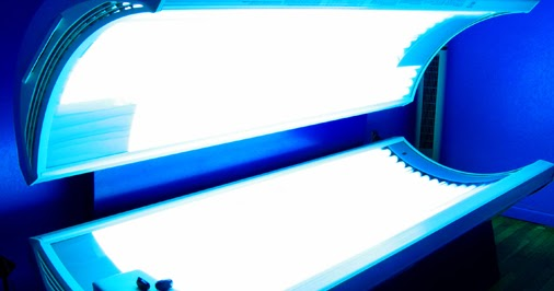 Tanning Bed Skin Damage Pictures