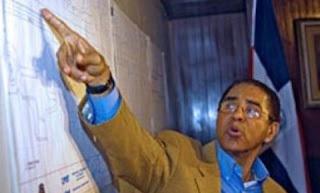 Diandino Peña asegura líneas del Metro pueden  resistir sismos