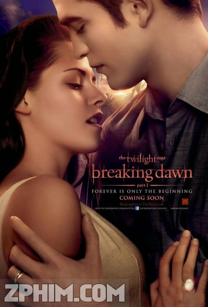 Hừng Đông 1 - The Twilight Saga: Breaking Dawn - Part 1 (2011) Poster