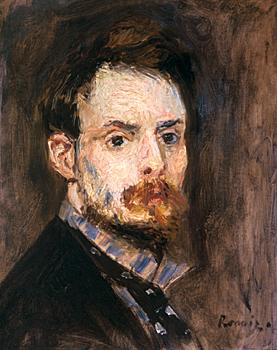 self portrait about 1875