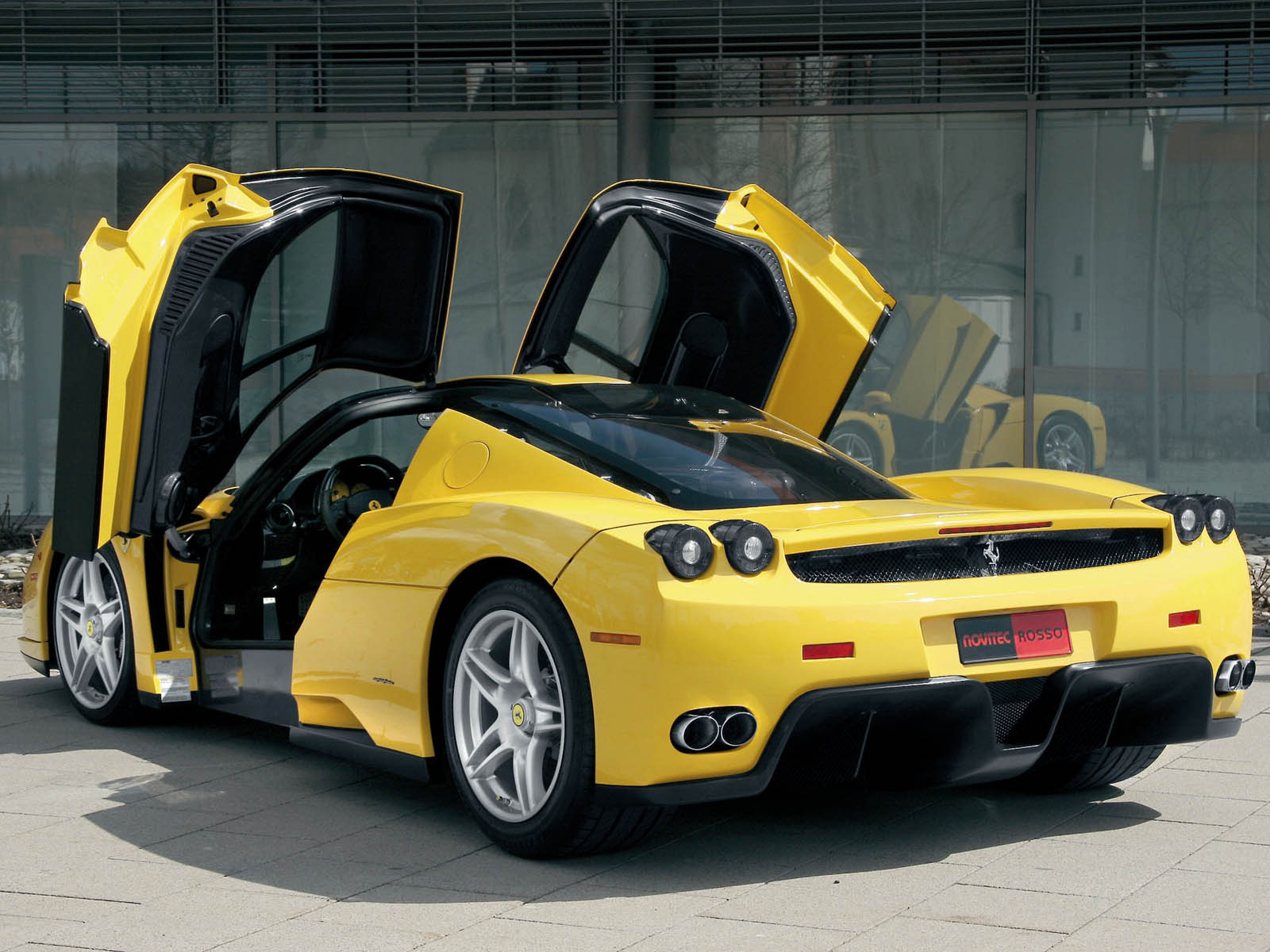 Enzo Ferrari - Owner of