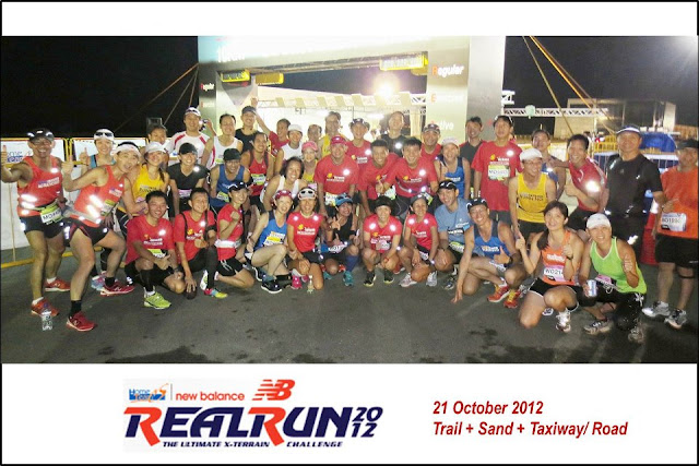Sunbirds @ New Balance Real Run 2012