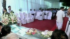 The practice of live streaming funerals has been gaining ground in India, especially so in the Southern state of Kerala.