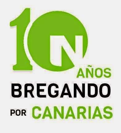 10 Años Bregando por Canarias