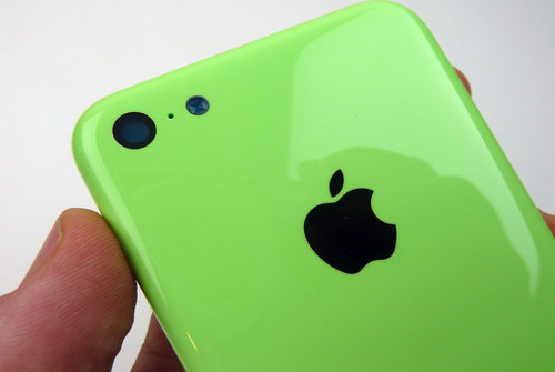 New leaked Photos of iPhone 5C in Green