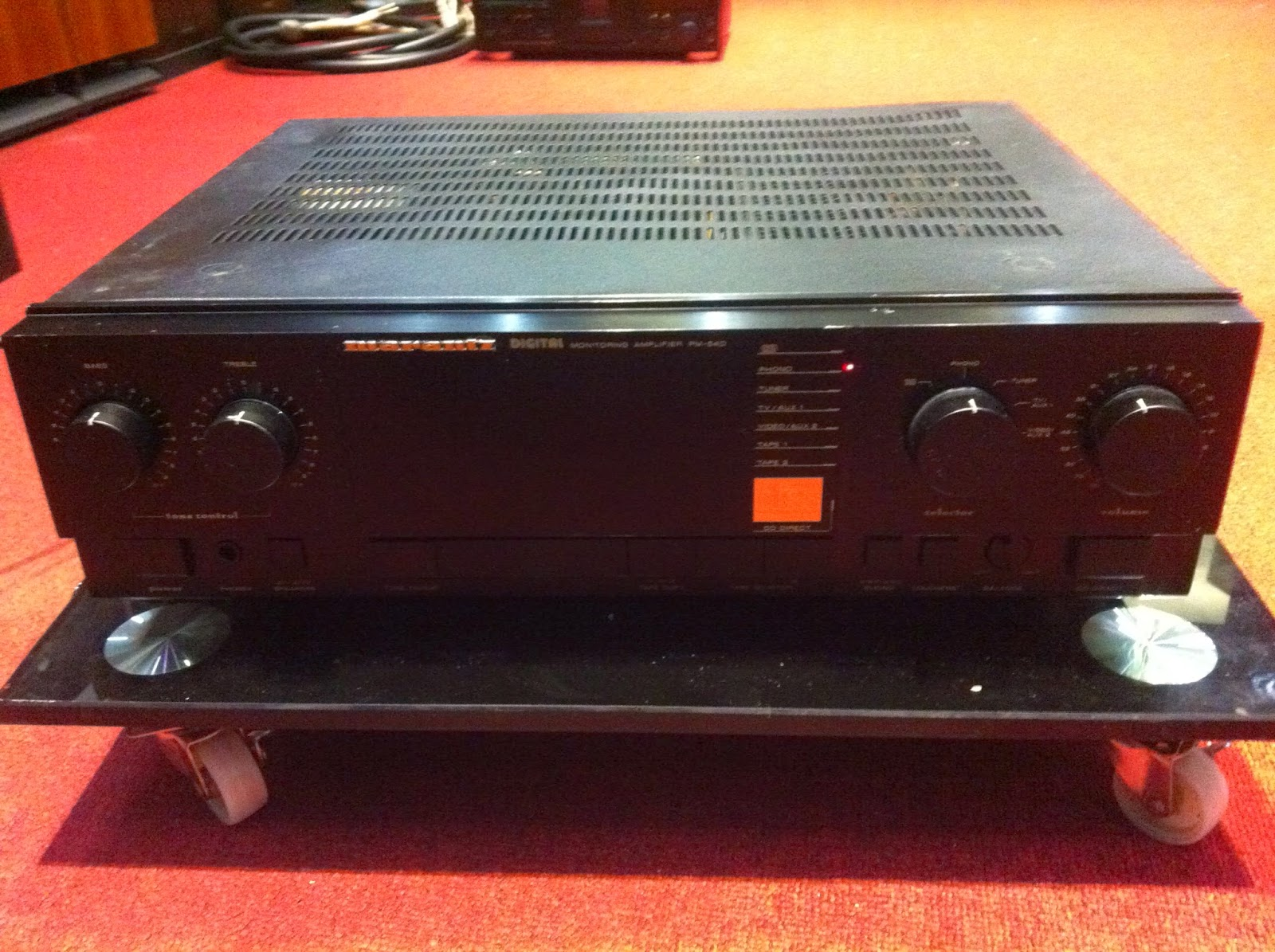 Amply Marantz PM-54D  - Made in Japan
