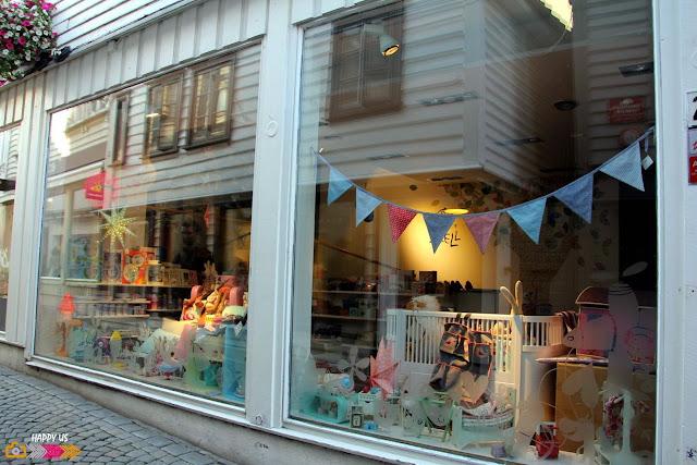 Norvège - boutique Sprell