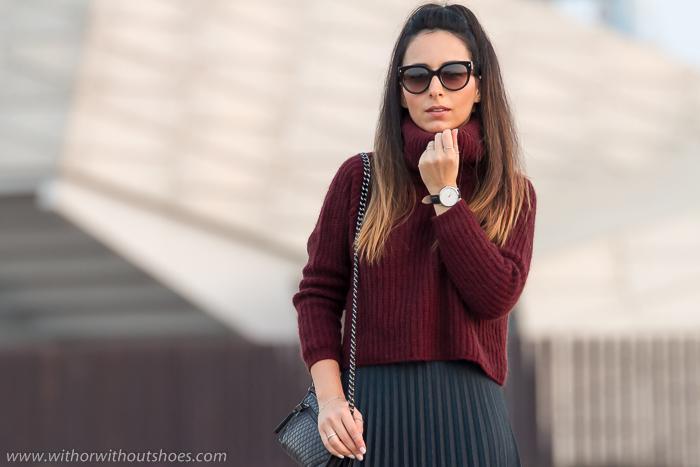 BLogger de Valencia España con looks modernos tendencia
