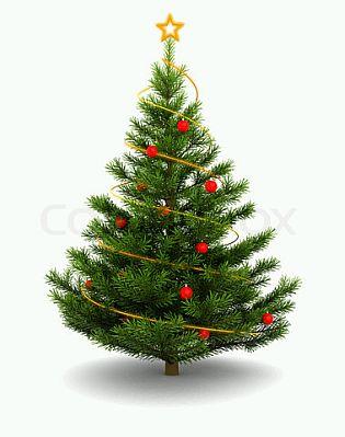 Imagenes de arboles de navidad decorados - Imagenes de arboles de navidad decorados ...
