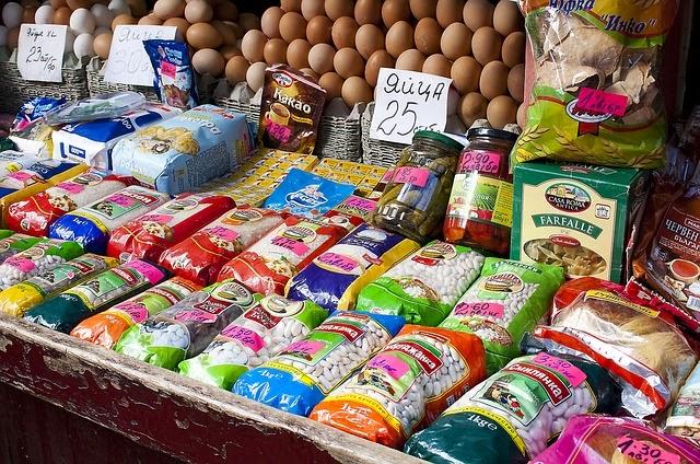 A Quick Visit to the Flea Market