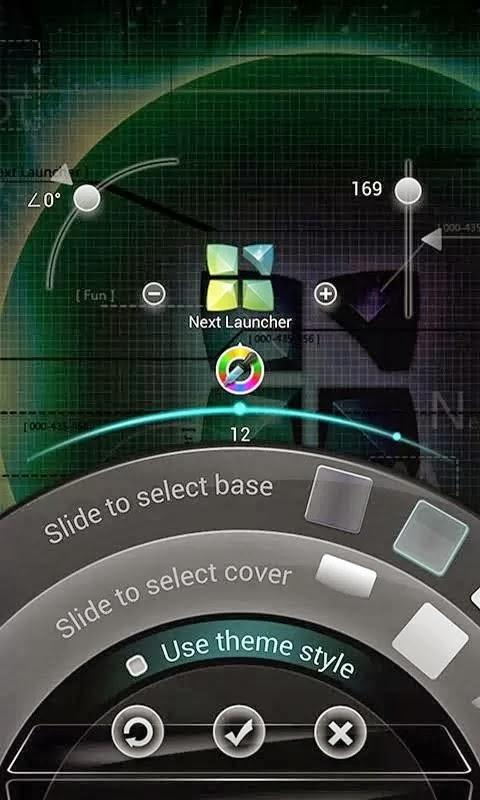 Next Launcher 3D v2.03.1
