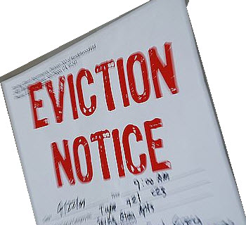 Image result for eviction notice gif