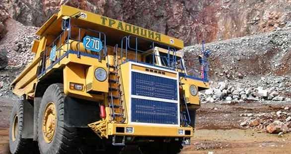 Mining Truck Parking Simulator Apk İndir