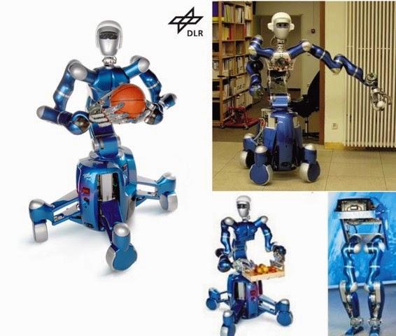 ROBOT TERCANGGIH DUNIA