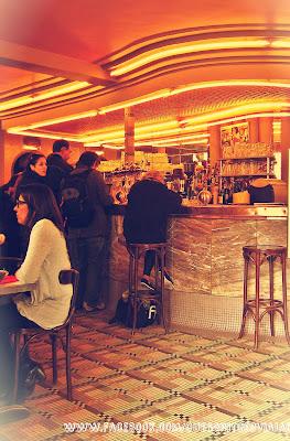 El Paris de Amelie, cafe des deux moulins