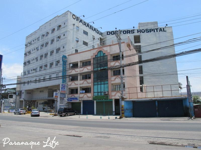 PARANAQUE CITY LIFE: Paranaque Doctors Hospital