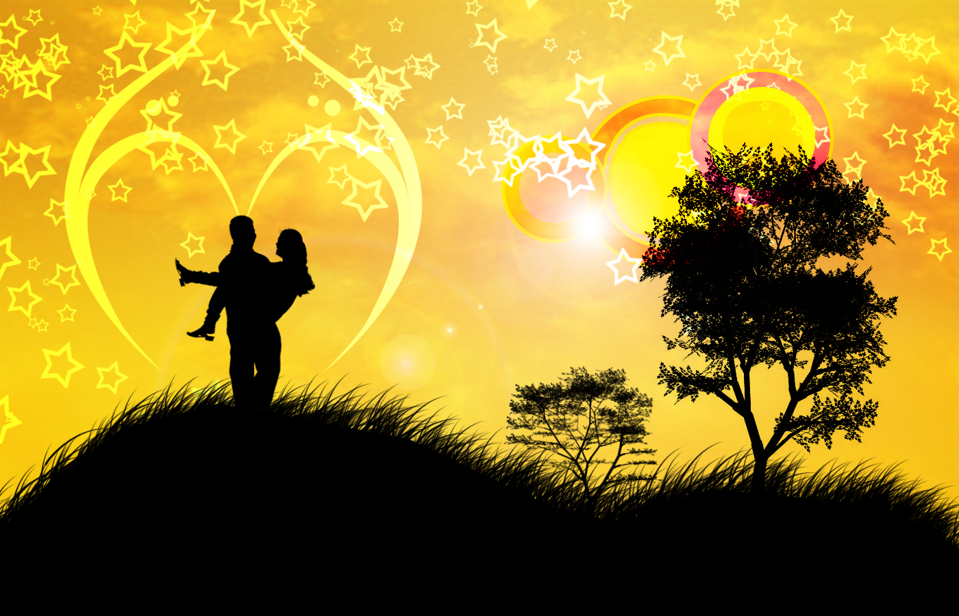 Lovely Love Design Wallpaper : free wallpicz: Wallpaper Deviantart Abstract