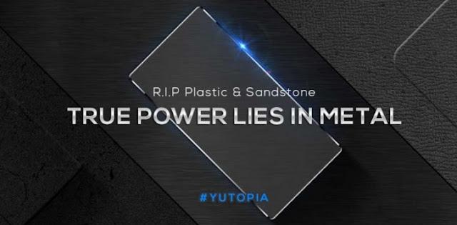 Harga dan Spesifikasi Handphone YU Yutopia