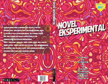 NOVEL EKSPERIMENTAL | 2013 | RABAK LIT