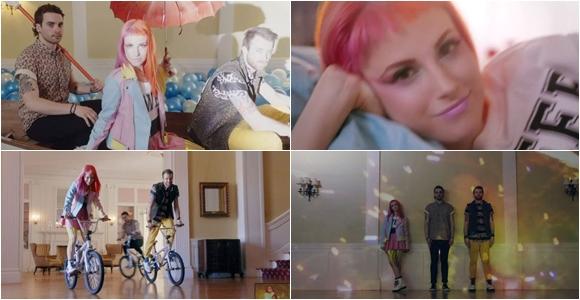 Paramore clipe 2013