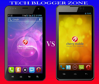 Cherry Mobile Titan TV vs. Cherry Mobile Thunder: Specs, Price Faceoff!