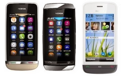 Super Deal on Mobile Phones: Nokia Asha 311 Mobile Rs.5889 | Nokia Asha 308 Mobile G Light Rs.4589 & many more at HomeShop18 (Valid till 25th Feb'14)