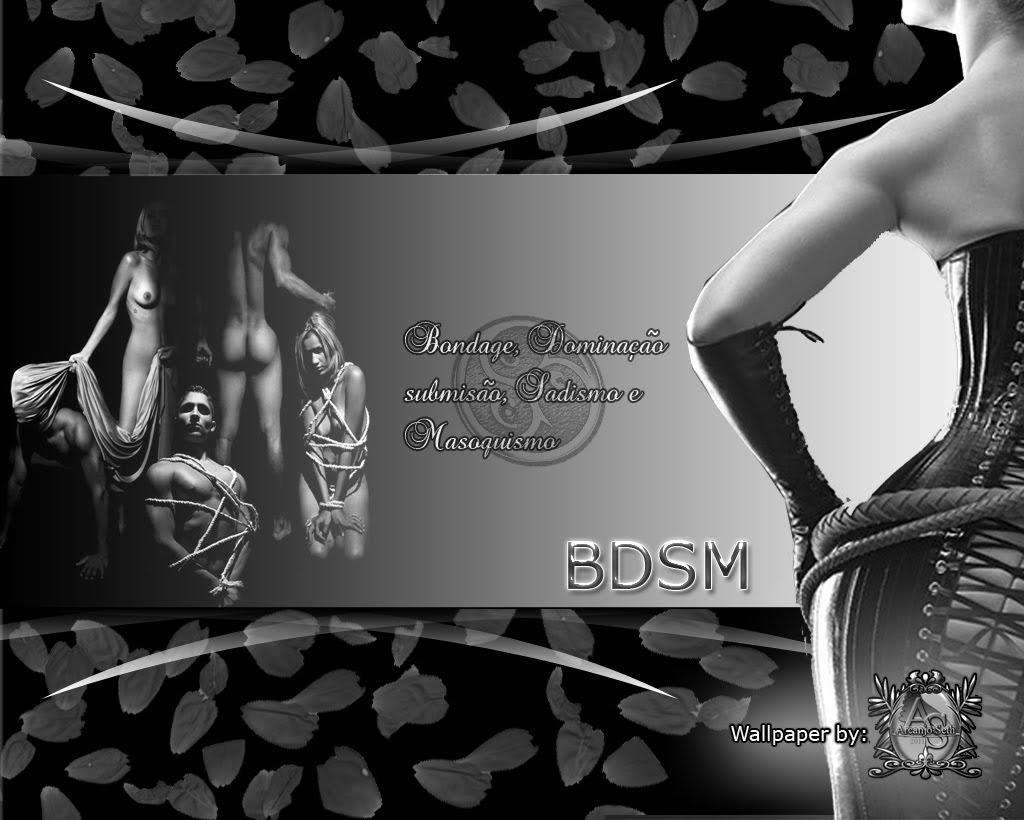 BDSM: Bondage & disciplina / dominación &