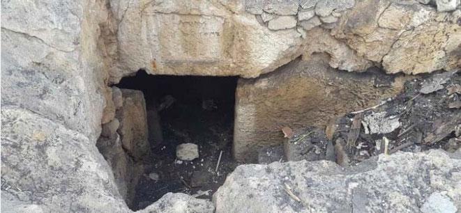 Un tombeau antique découvert à Paphos