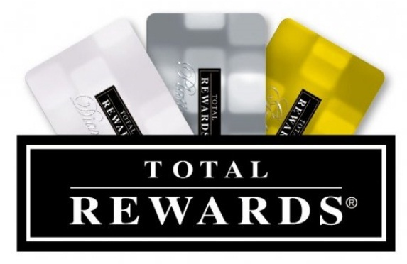 harrahs total rewards credit card