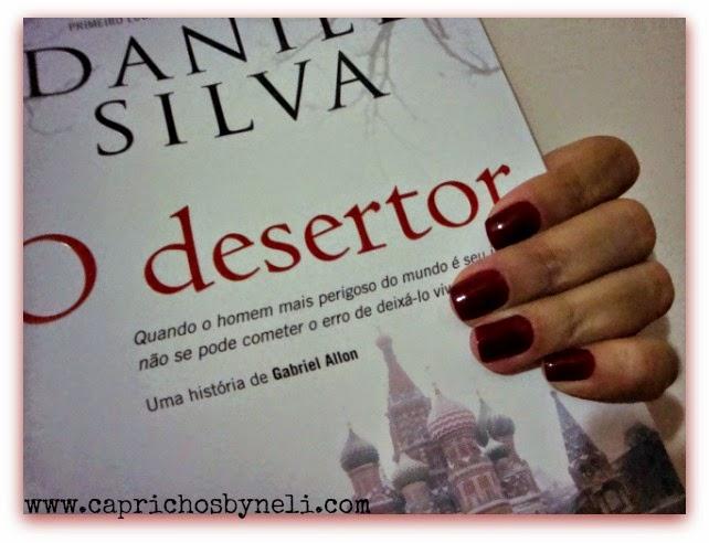 O desertor, Editora Arqueiro, livros