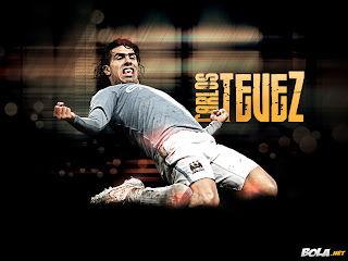 Carlos Tevez Wallpaper 2011