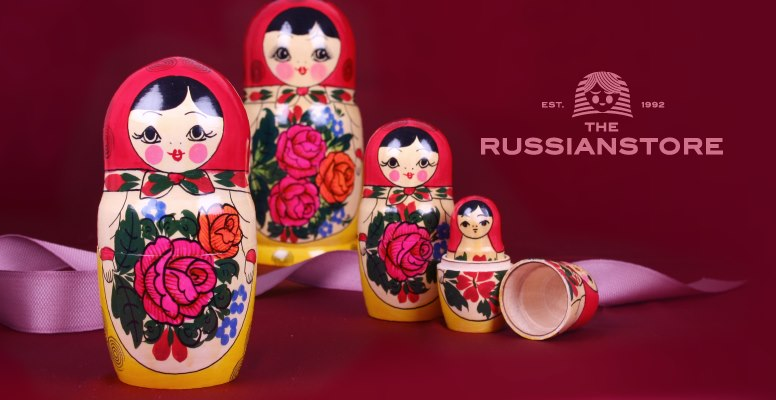 Nesting Dolls The Russian Store