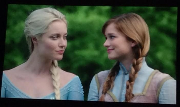 Once Upon a Time - Season 4 - First Look at Anna & Elsa