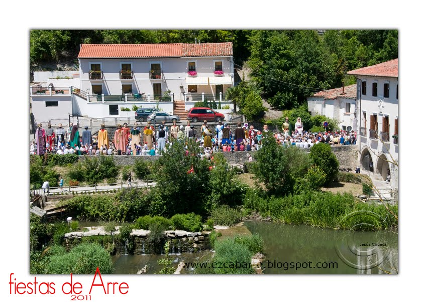 Valle de ezcabarte fiestas de arre 2011 for Muebles rey arre