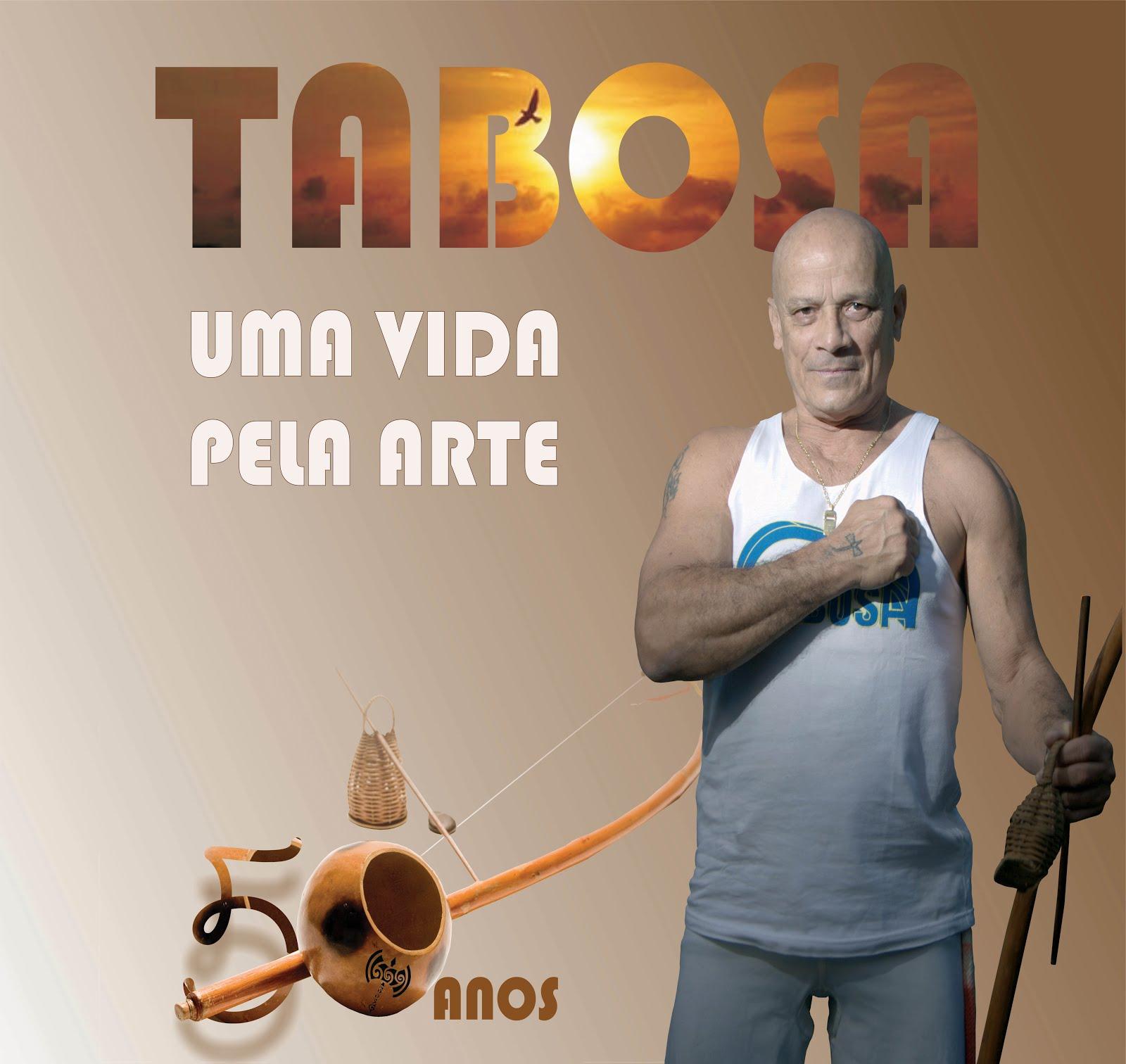 Homenagem em Comemoração dos 50 anos de Dedicação de Mestre Tabosa à Capoeira