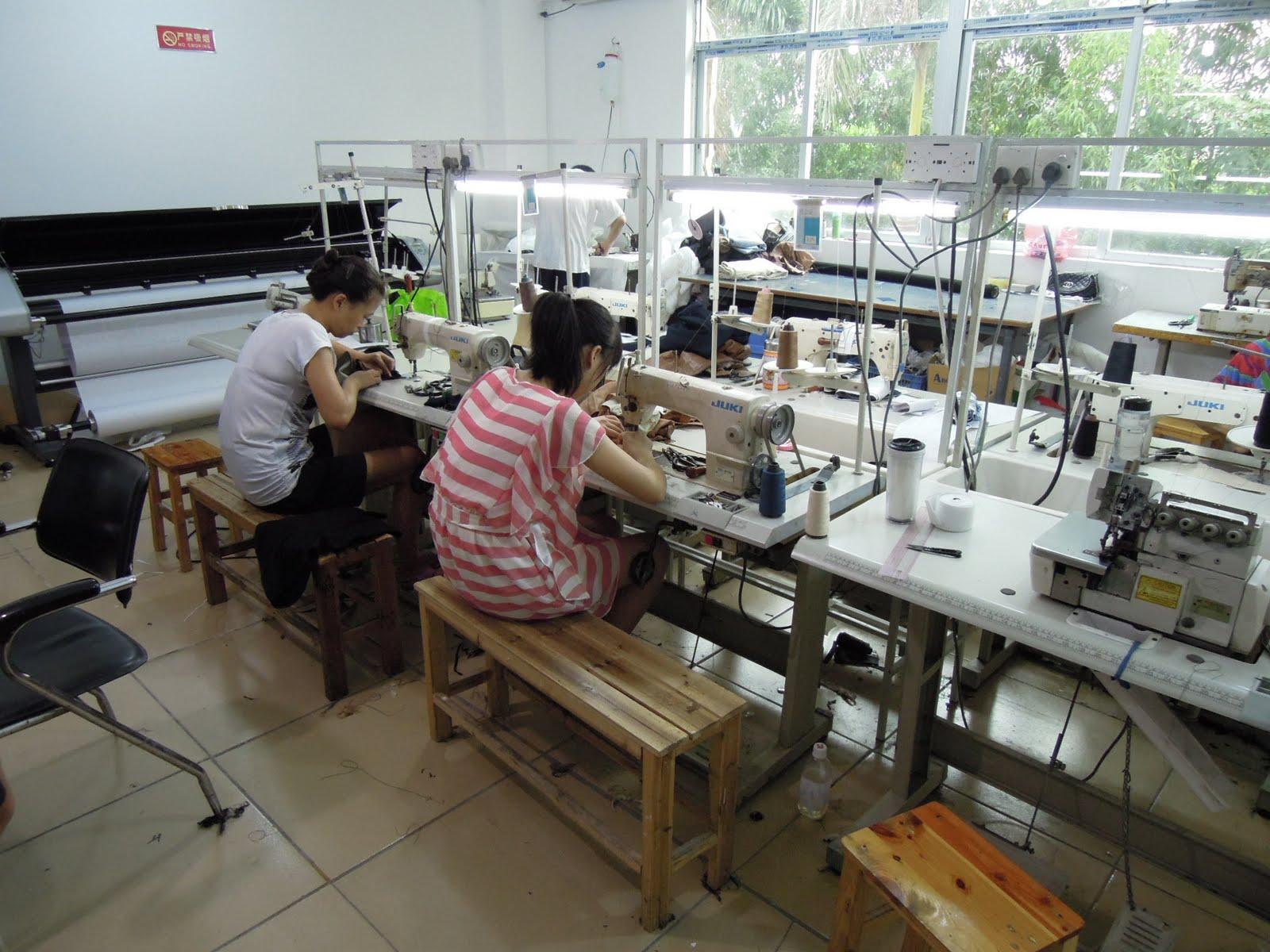 【保存版】中国の縫製工場で小ロット生産を行う手 …