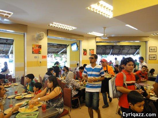 Restoran Selera Kampung, Melaka Raya