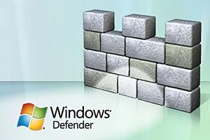 Disable Windows Defenders