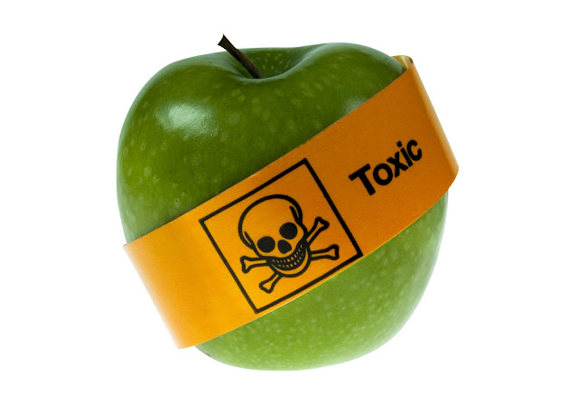 Πόσα καρκινογόνα φυτοφάρμακα φάγατε σήμερα;