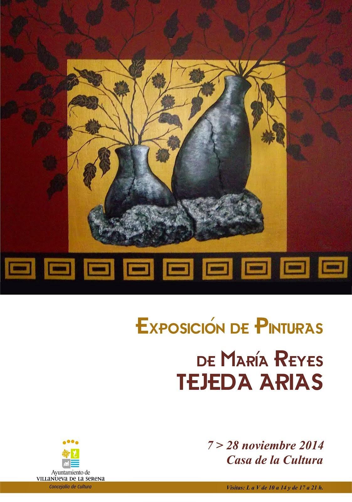 Exposición de pintura: Tejeda Arias
